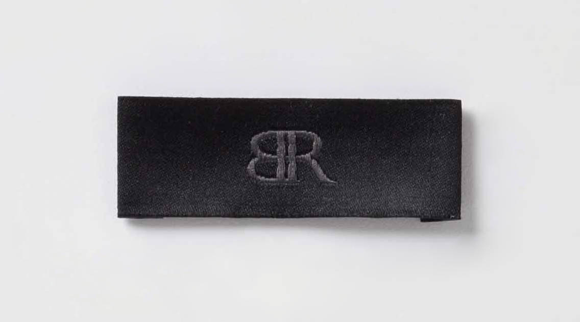BR narrow label