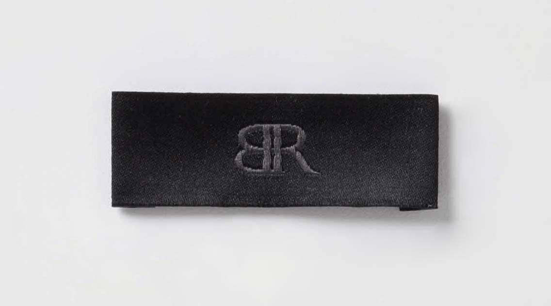 BR narrow label