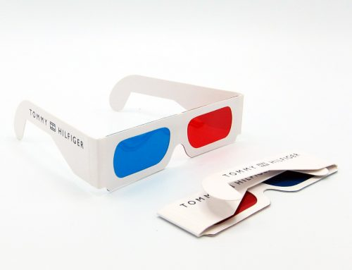TH 3D Glasses